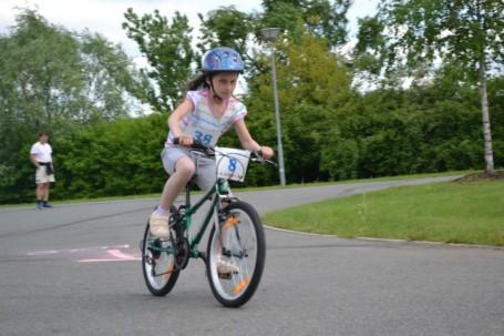 Barča na kole 2013
